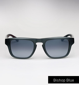 Mosley Tribes Stafford sunglasses - Bishop Blue
