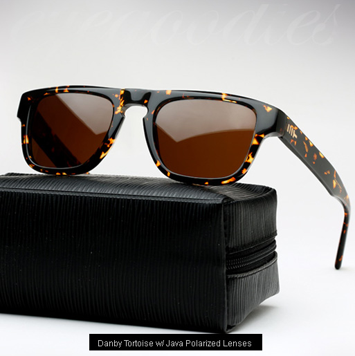 Mosley Tribes Stafford sunglasses - Danby Tortoise