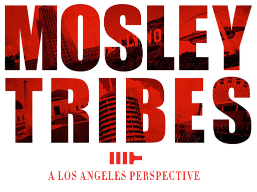 Mosley Tribes Sunglasses - Summer 2012