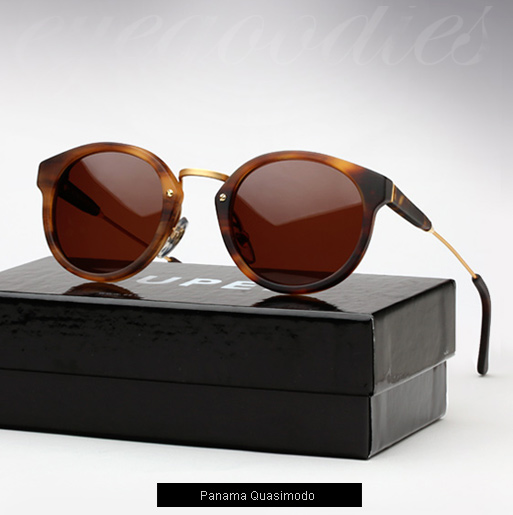 Super Panama Quasimodo sunglasses