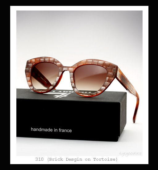 Thierry Lasry Adultery sunglasses - Color 310
