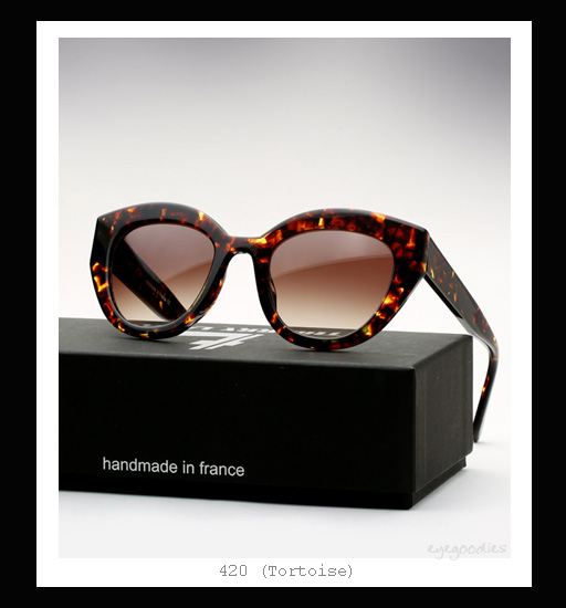 Thierry Lasry Adultery sunglasses - Color 420