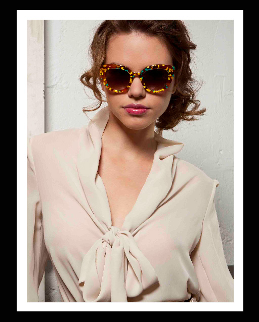 Thierry Lasry Adultery sunglasses - Color 518