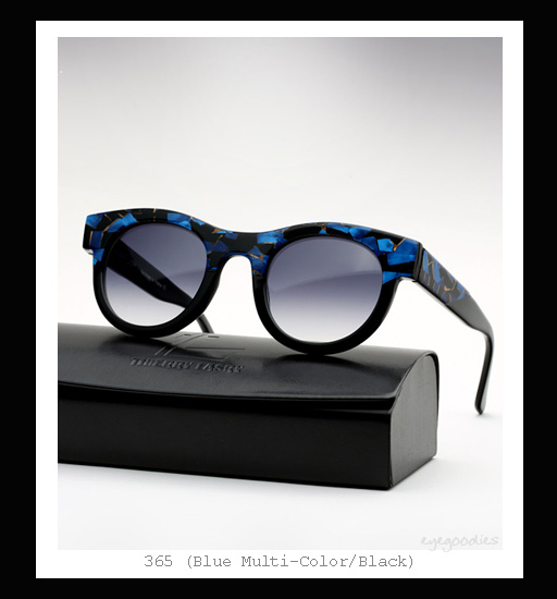 Thierry Lasry Agony Sunglasses - color 365