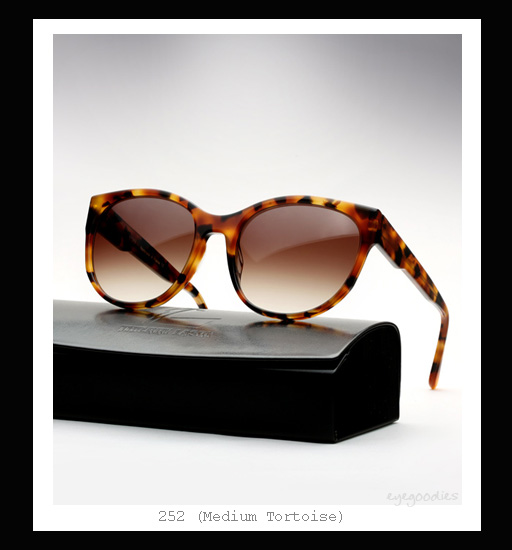 Thierry Lasry Annalynny sunglasses - color 252