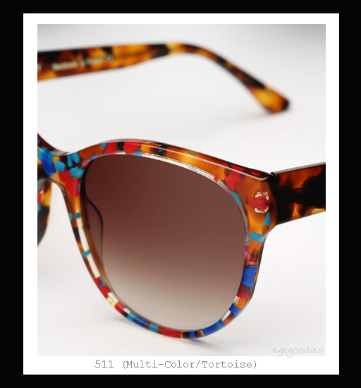 Thierry Lasry Annalynny sunglasses - color 511