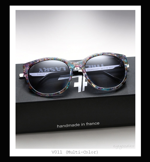 Thierry Lasry Anorexxxy sunglasses - color V011