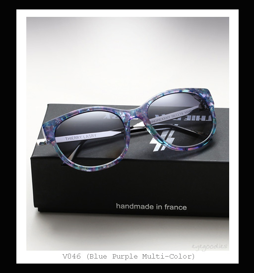 Thierry Lasry Anorexxxy sunglasses - color V046