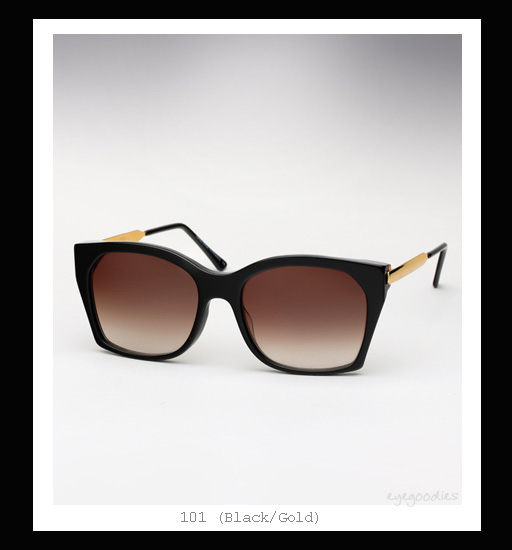 Thierry Lasry Glazy sunglasses - color 101