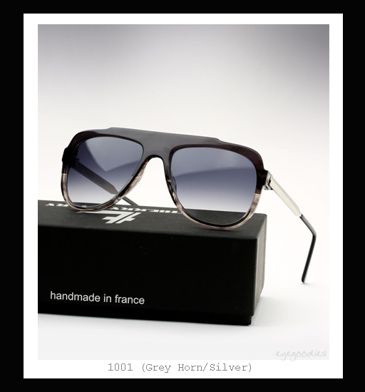 Thierry Lasry Majesty sunglasses - color 1001
