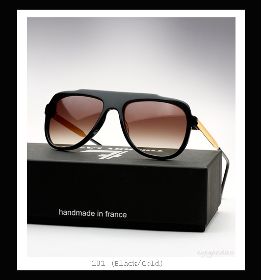 Thierry Lasry Majesty sunglasses - color 101