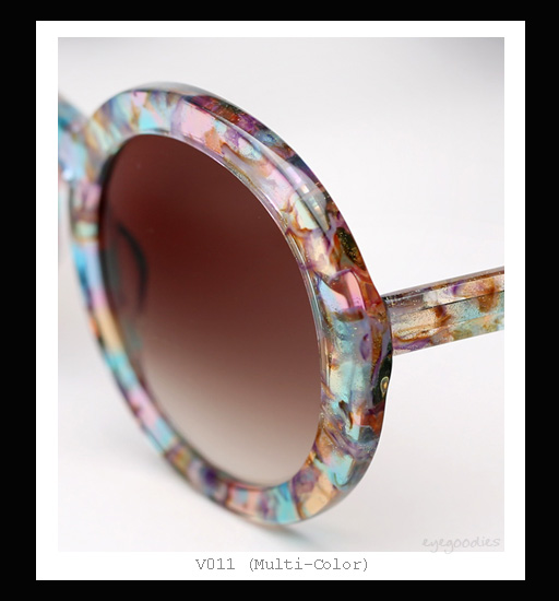 Thierry Lasry Platony sunglasses - color V011