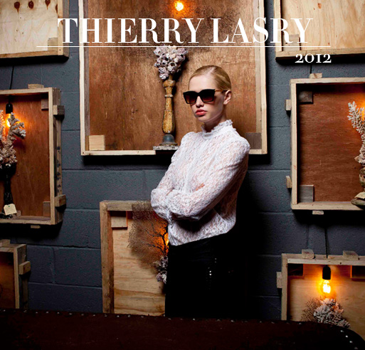 Thierry Lasry sunglasses 2012