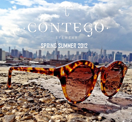 Contego Sunglasses Spring Summer 2012