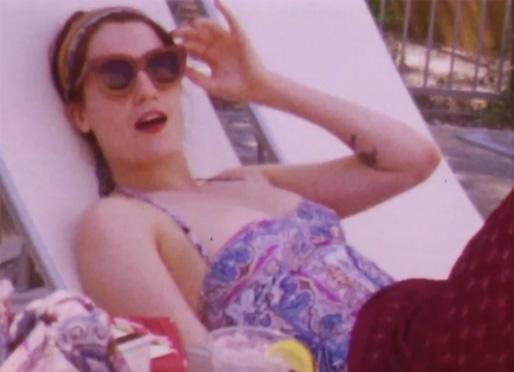 Florence + The Machine Karen Walker Sunglasses