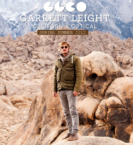 Garrett Leight California Optical GLCO SS 2012