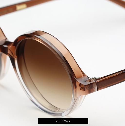 Han Doc sunglasses - Cola