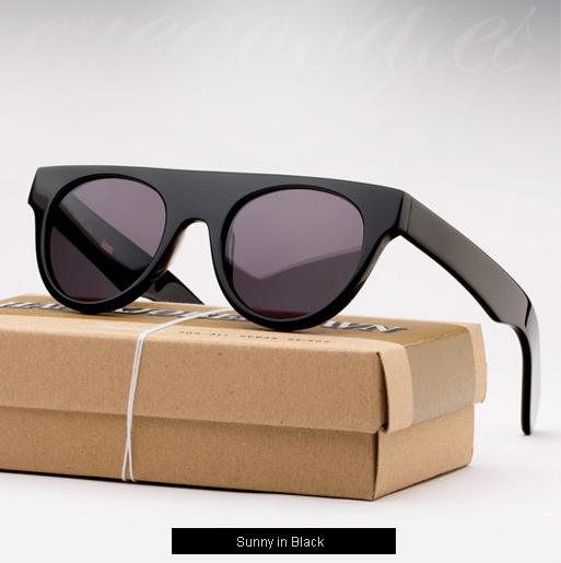 Han Sunny sunglasses - Black