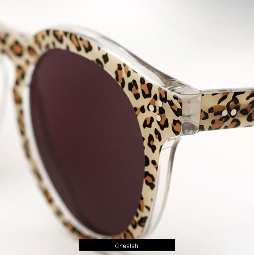 Illesteva Leonard 2 sunglasses - Cheetah