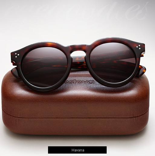 Illesteva Leonard 2 sunglasses - Havana