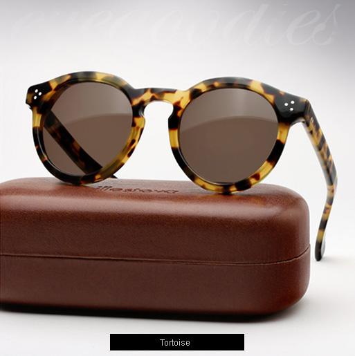 Illesteva Leonard 2 sunglasses - Tortoise
