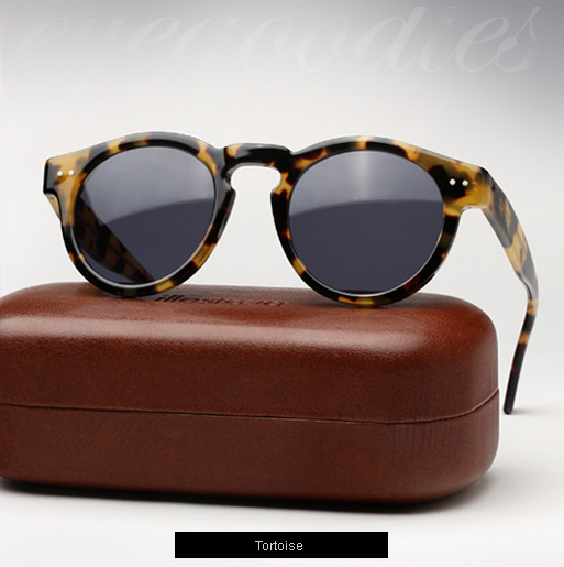 Illesteva Leonard sunglasses - Tortoise