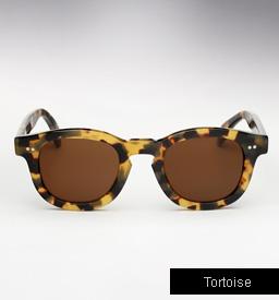 Illesteva Murdoch Sunglasses - Tortoise