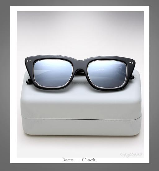 Ksubi X Richard Nicoll | Sara sunglasses - Black