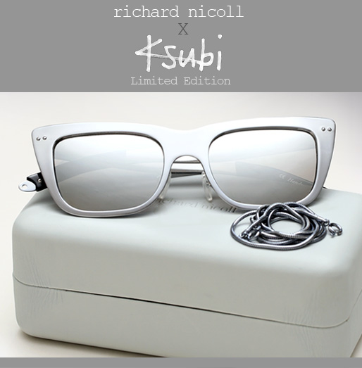 richard nicoll X Ksubi | Limited Edition