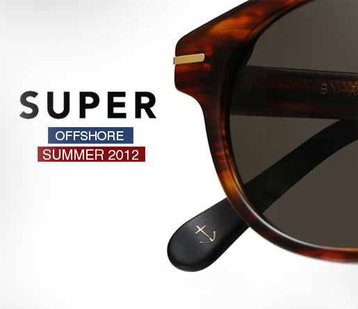 super sunglasses summer 2012