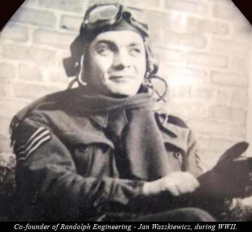 co-founder-of-randolph-engineering-jan-waszkiewicz-during-wwii-b