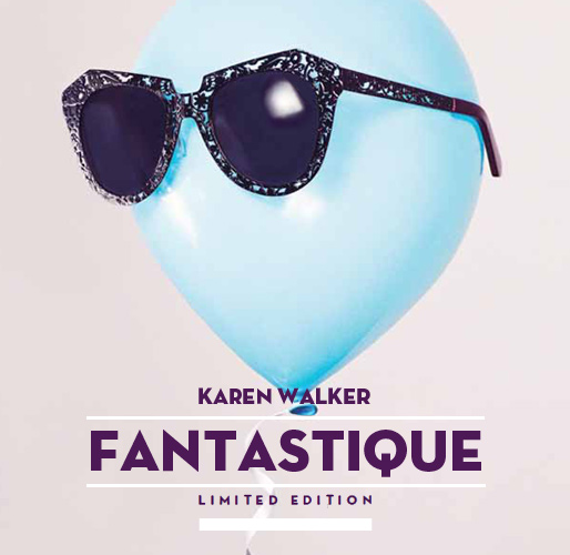 Karen Walker Fantastique Limited Edition Sunglasses