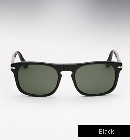 Persol 3018 S Roadster Sunglasses - Black