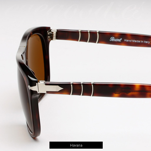 Persol 3018 S Roadster Sunglasses - Havana