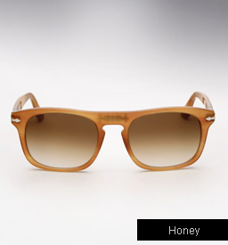 Persol 3018 S Roadster Sunglasses - Honey