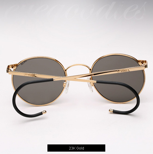 Randolph Engineering P3 Sunglasses - 23K Gold