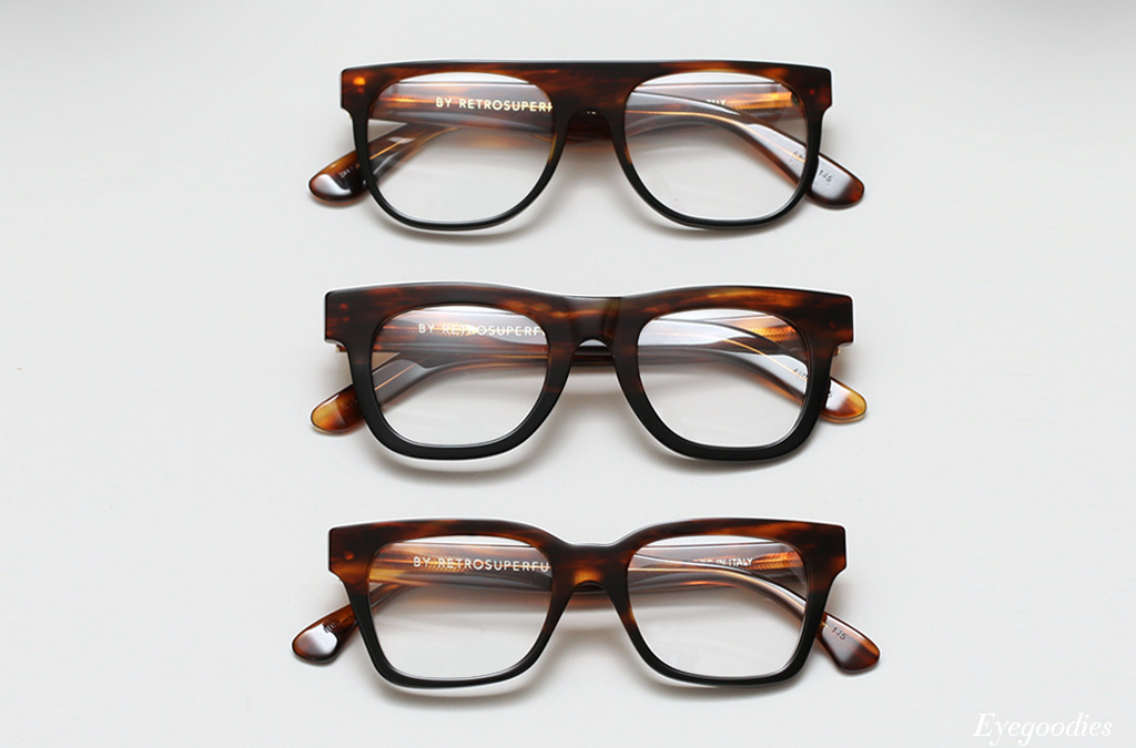 Super Havana & Black Eyeglasses