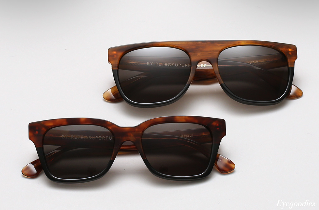 Super Havana & Black Sunglasses