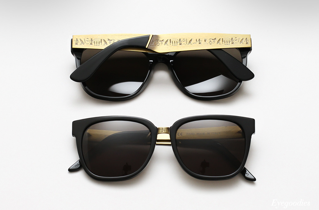 Super Hieroglyphics Francis sunglasses