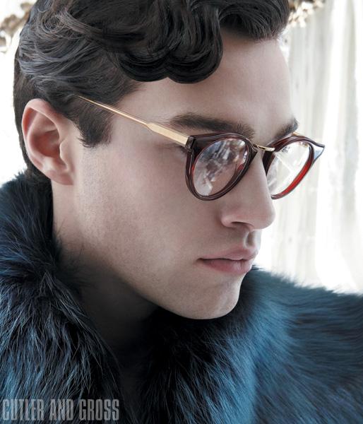 Cutler and Gross 1060 eyeglasses