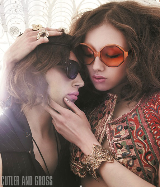 Cutler and Gross 1069 Sunglasses