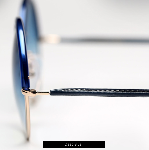 Cutler and Gross 1070 sunglasses - Deep Blue