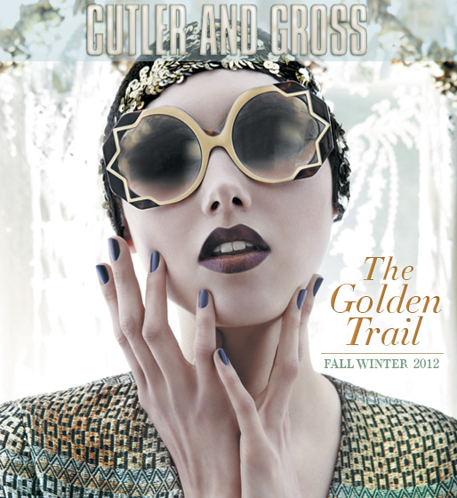 Cutler and Gross - Fall Winter 2012/2013 The Golden Trail
