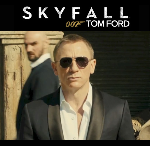 James Bond 007 Skyfall sunglasses