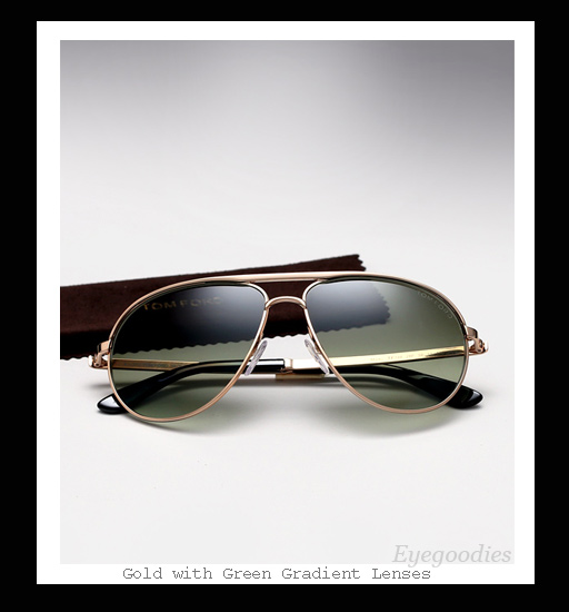 James Bond 007 Skyfall sunglasses - Tom Ford Marko