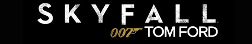 James Bond 007 Skyfall Tom Ford sunglasses