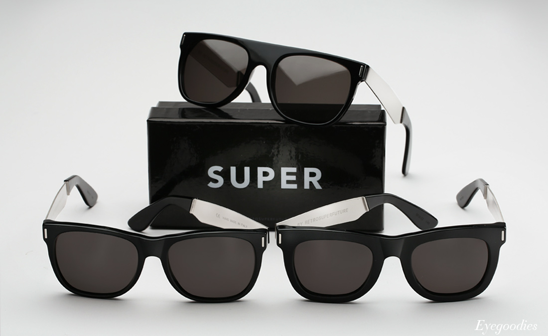 Super Silver Francis sunglasses
