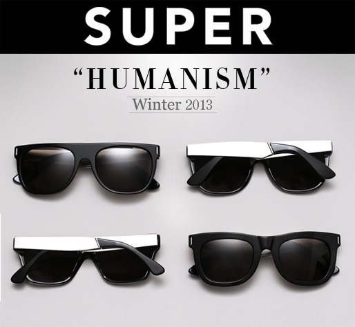 Super sunglasses - Winter 2013