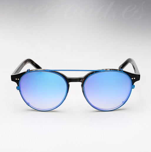 Garrett Leight x Thierry Lasry sunglasses - color 758