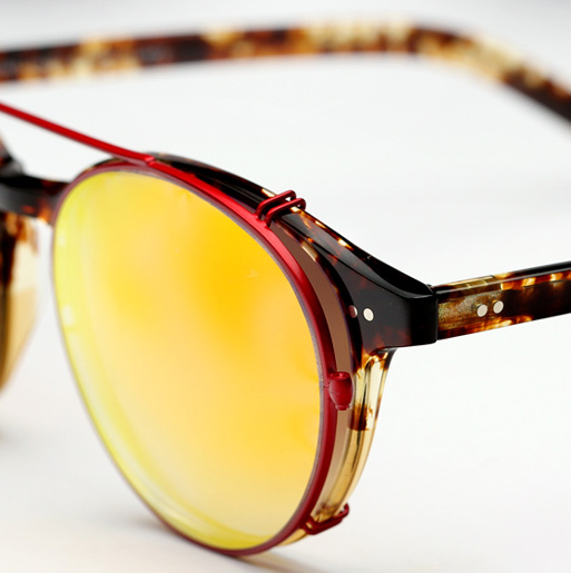 Garrett Leight x Thierry Lasry sunglasses - color 759